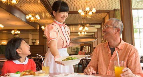東京ディズニーリゾート・レストラン