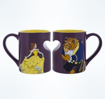 美女と野獣・マグカップ