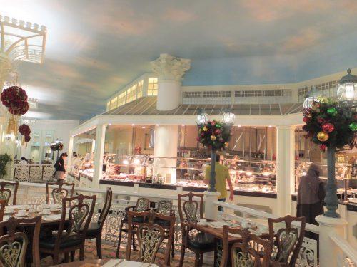 エンチャンテッドガーデンレストラン
