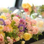結婚式・ラプンツェルの装花