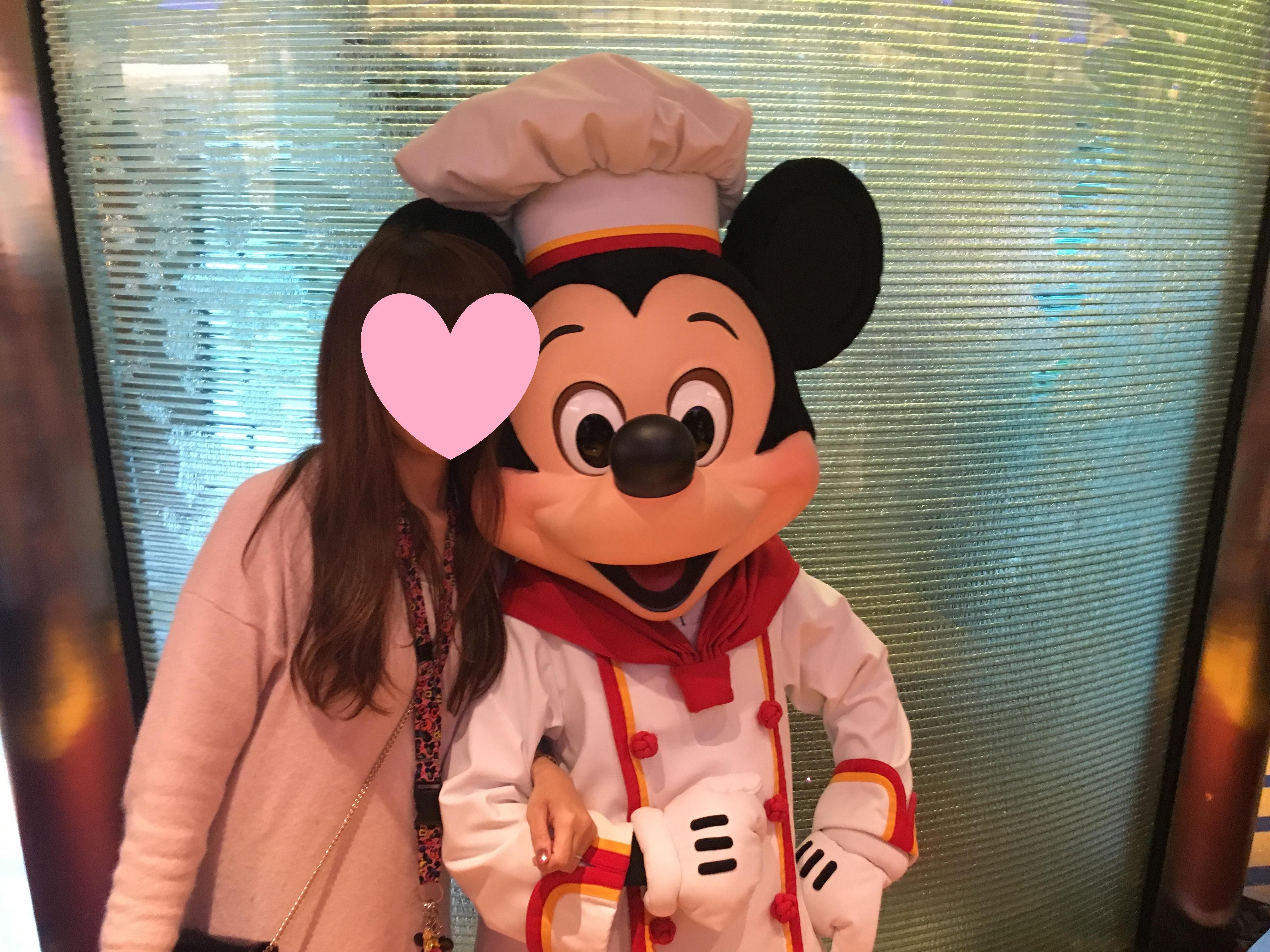 香港ディズニーランド・シェフミッキー