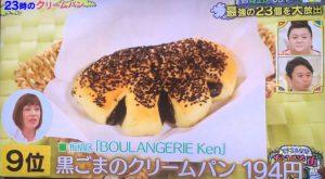 東京23区おすすめクリームパン
