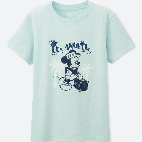ユニクロ・ディズニーTシャツ