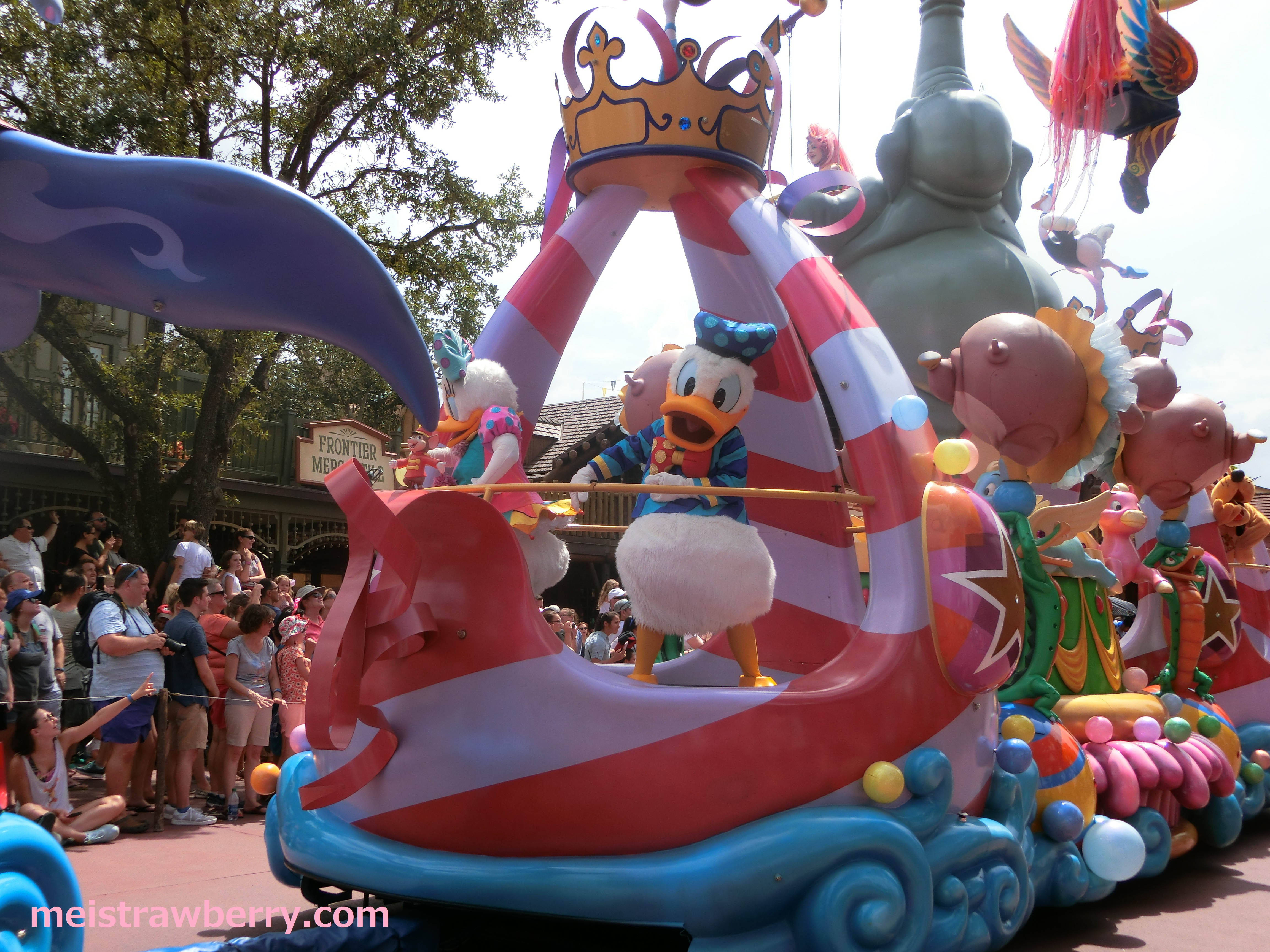 フェスティバルオブファンタジーパレード