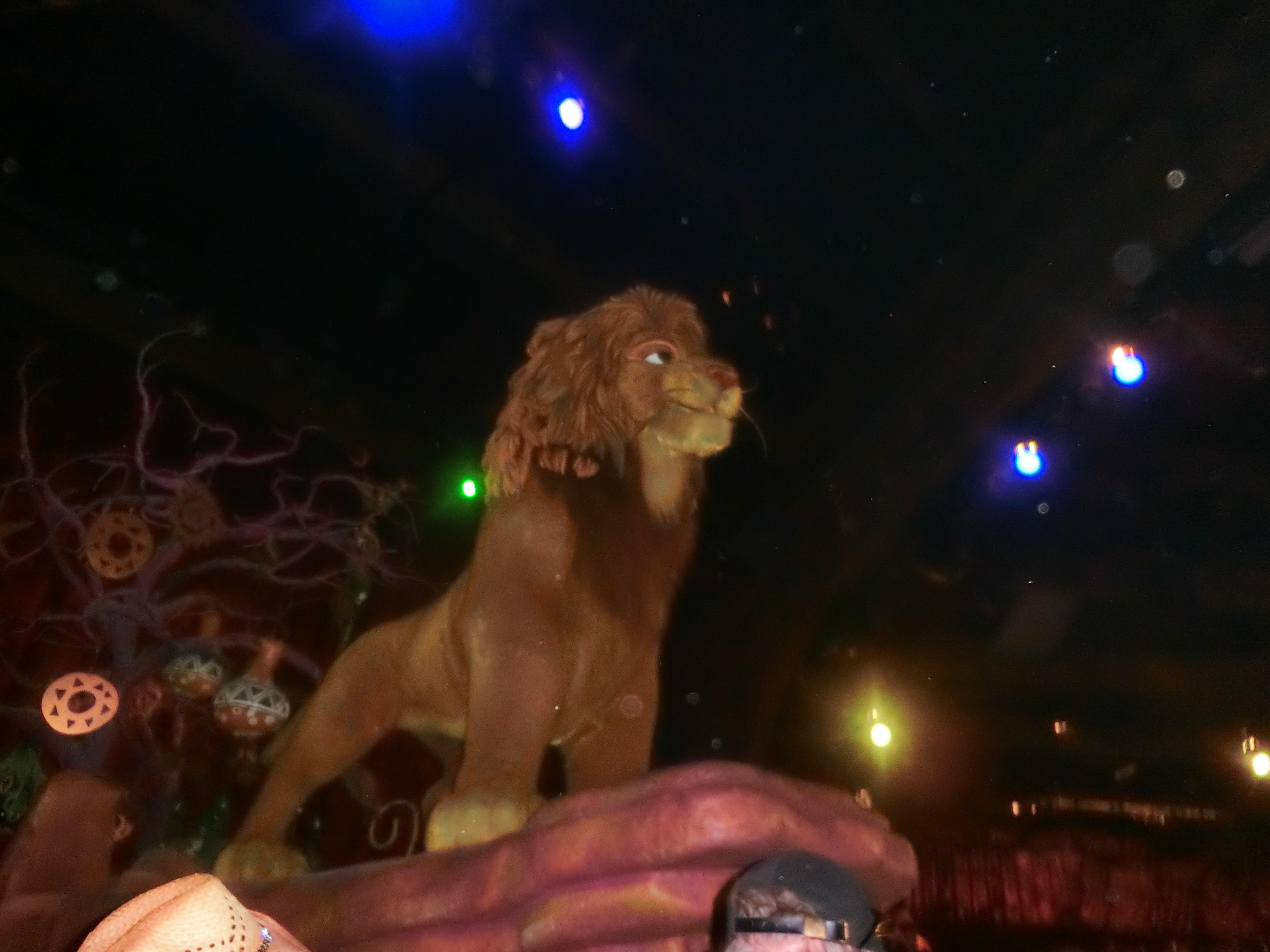 フェスティバルオブライオンキング