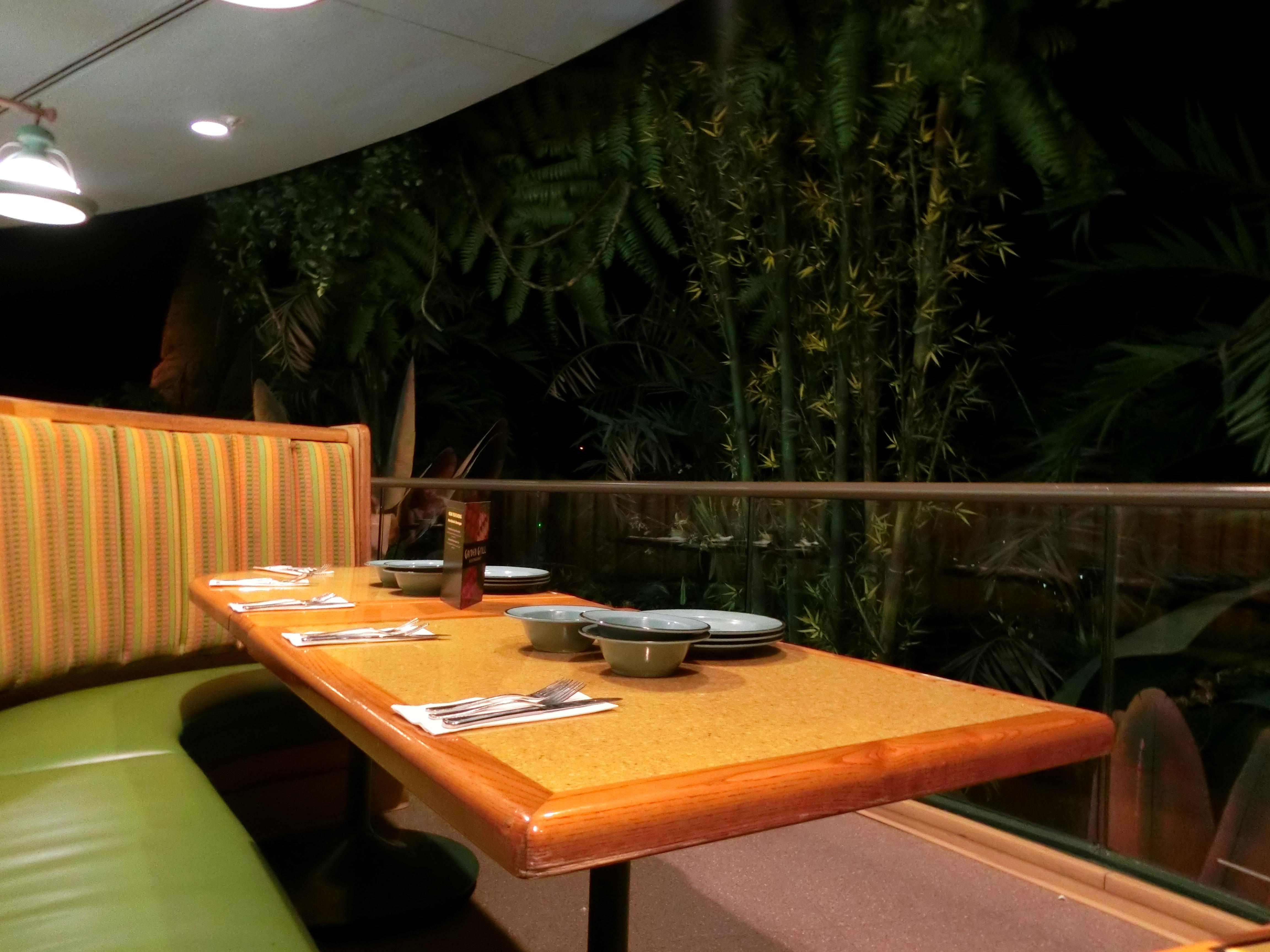 ガーデングリルレストラン