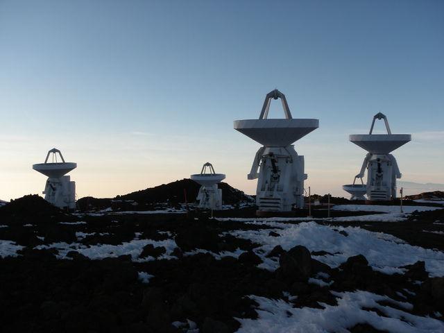 ハワイ島・スバル天文台