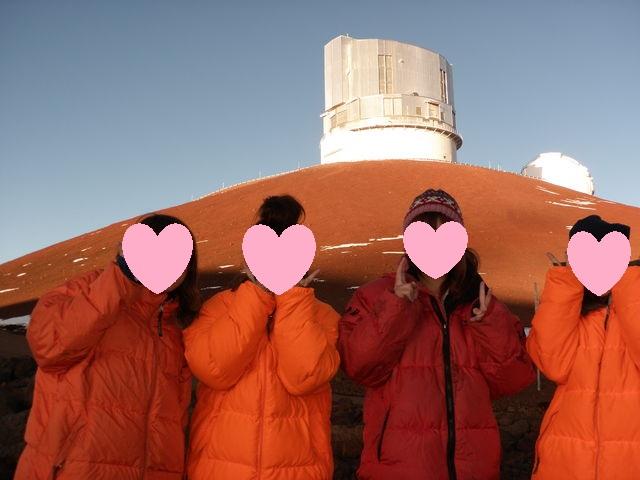ハワイ島・すばる天文台