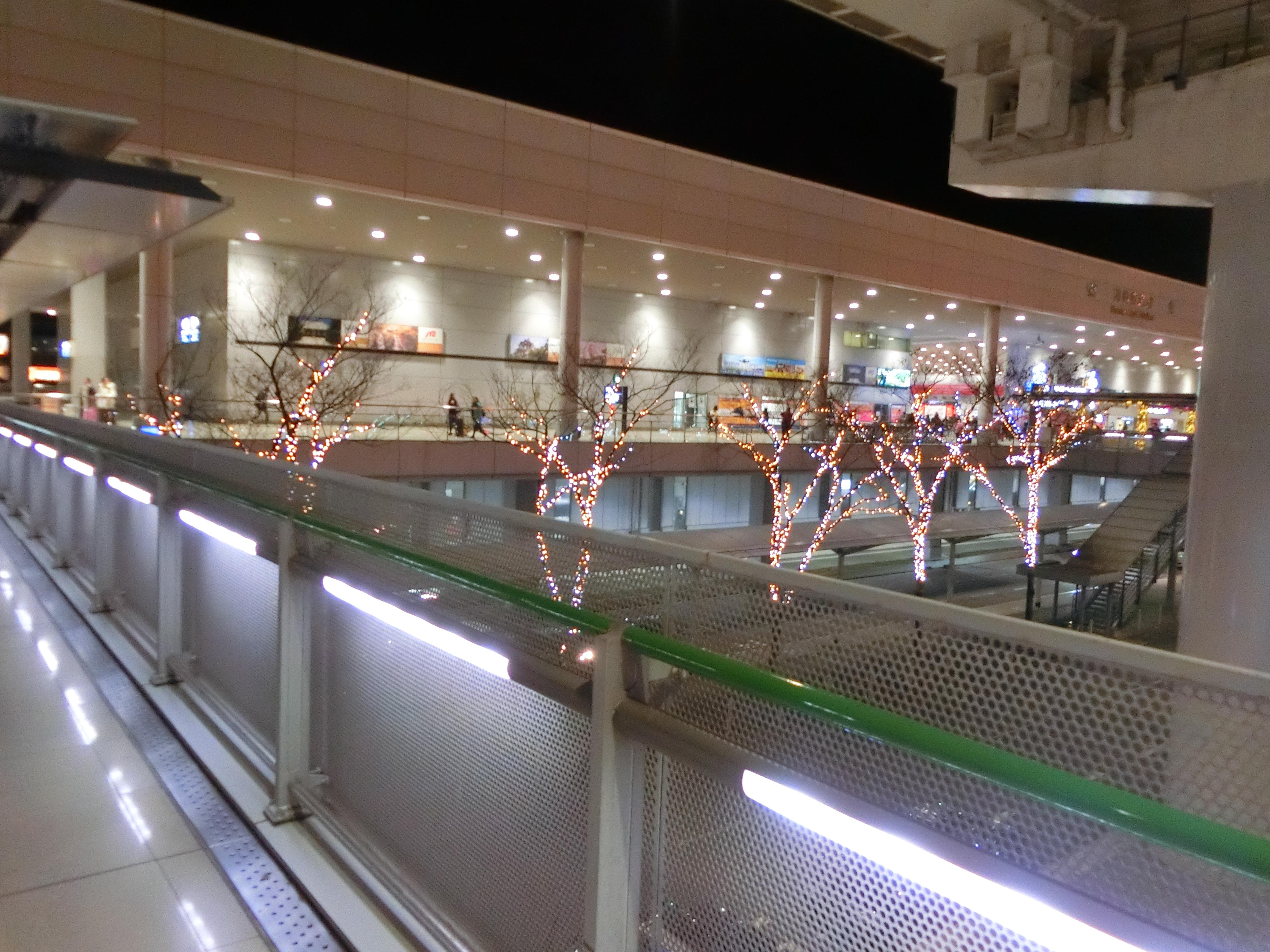 関西空港からファーストキャビンまでのアクセス