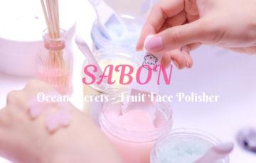 【SABON】オーシャンシークレット・フェイスポリッシャーで肌のごわつきを改善!安く買う方法も紹介