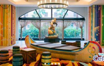 【TDR】セレブレーションホテルの予約はお早めに!一番埋まりやすい直営ホテル