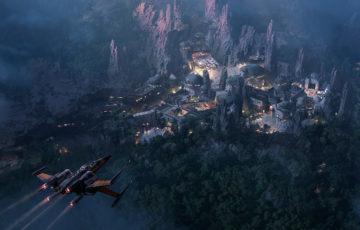 米ディズニーにスターウォーズエリア登場&ハリウッドスタジオのスターウォーズのアトラクションについて