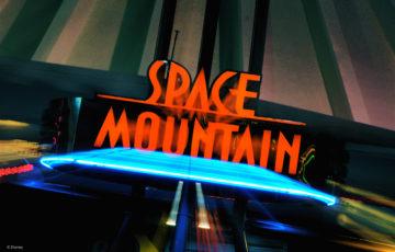 【WDW旅行記21】まさかのハプニングからのスペースマウンテンへ@マジックキングダム
